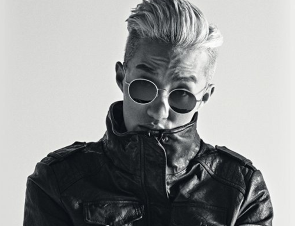 Zion.T Explains Why Taking Off His Sunglasses Is Like Taking Off His Pants