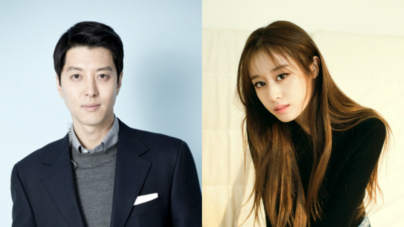 Lee Dong Gun And T-ara's Jiyeon Have Ended Their Relationship