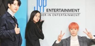 Jinyoung Jisoo Doyoung