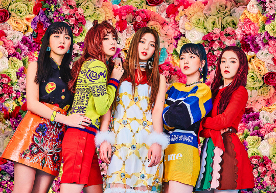 """Red Velvet Proves Their """"Global Idol"""" Status, Topping International Charts With """"Rookie"""""""