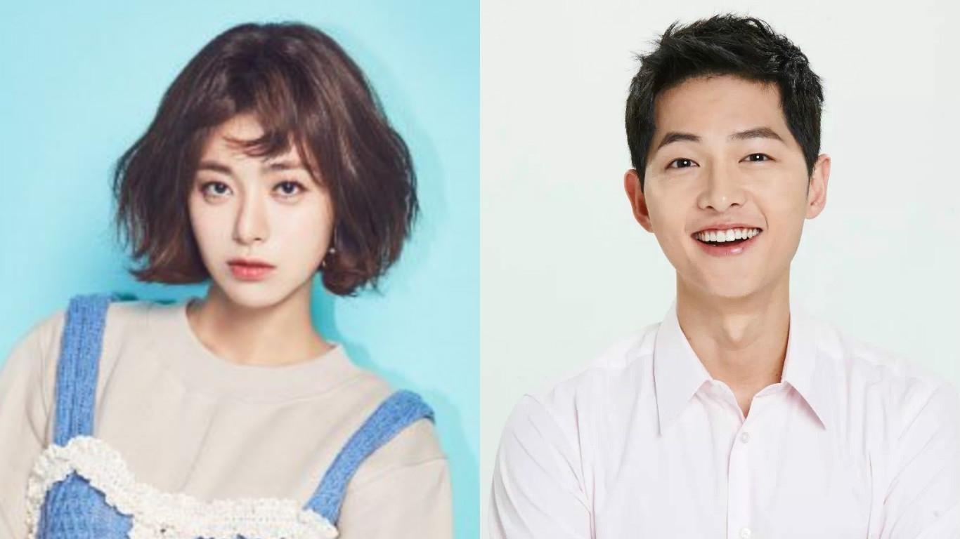 Lee Young Eun Song Joong Ki