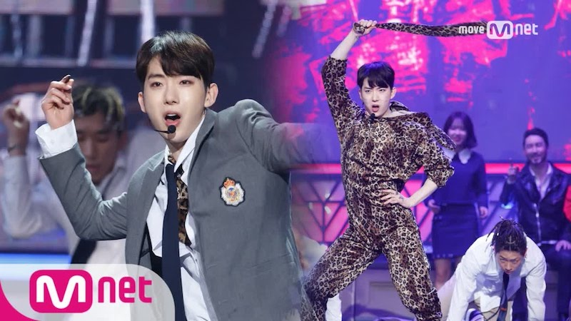 "Watch: Jo Kwon Puts His Own Spin On EXO's ""Growl"" On ""Golden Tambourine"""