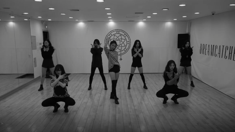 "Watch: DreamCatcher Amazes With Fierce Cover Of BIGBANG's ""BANG BANG BANG"""