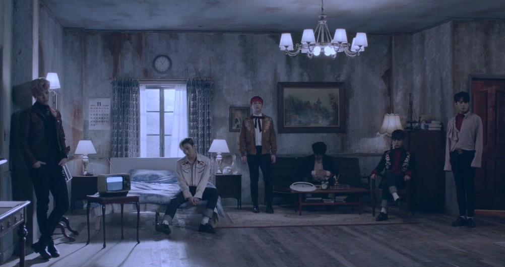 "Update: B.A.P Drops Second MV Teaser For ""WAKE ME UP"""