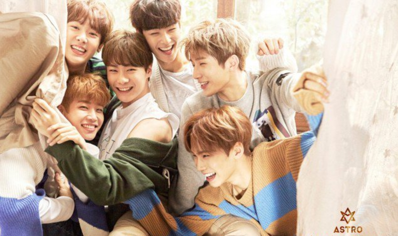 ASTRO Wraps Up Filming For Music Video Of Upcoming Special Album
