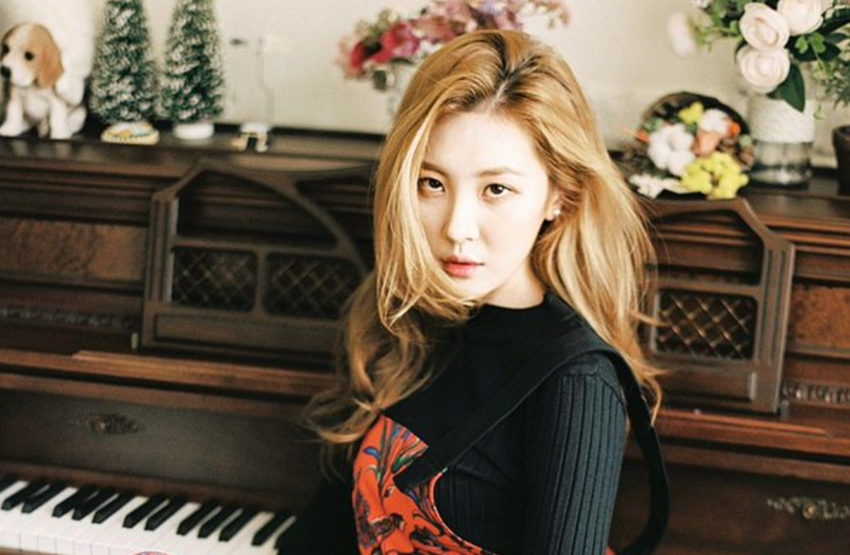 MakeUs Entertainment Clarifies Reports Of Signing Exclusive Contract With Sunmi