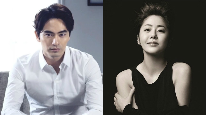 Lee Jin Wook To Return To Big Screen In New Indie Film With Go Hyun Jung