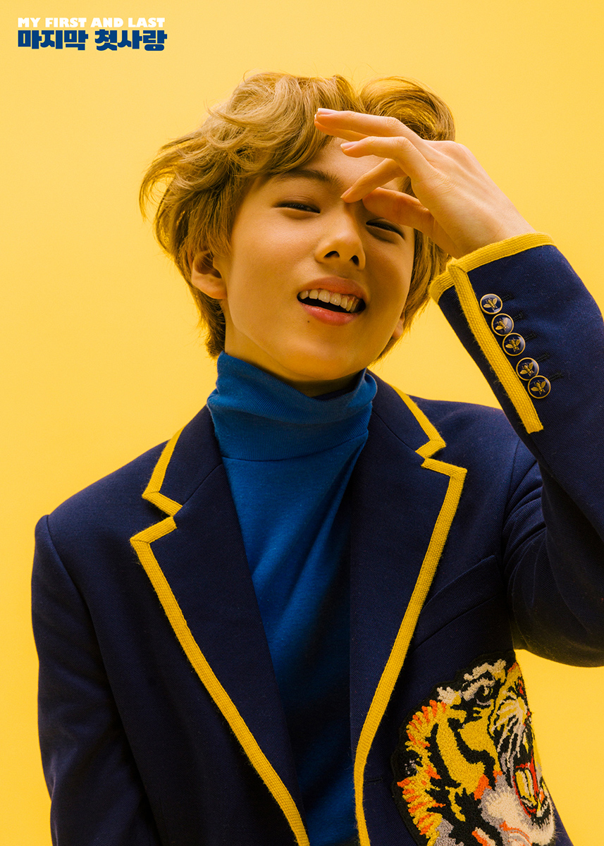 NCT Dream's Jisung Is Ready To Rock On In New Teaser Images