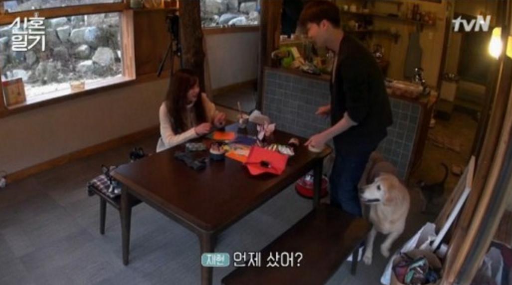 Watch: Ku Hye Sun Goes Through Many Struggles Trying To Recreate Husband Ahn Jae Hyun's Proposal Event
