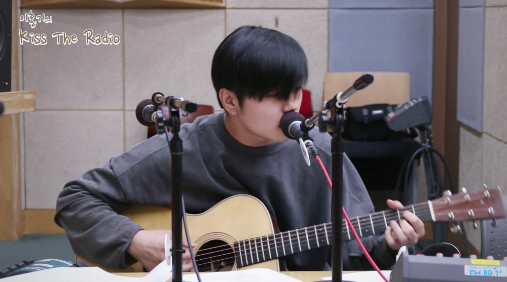 """Watch: Sam Kim Performs Beautiful Acoustic Rendition Of Sam Smith's """"Stay With Me"""""""
