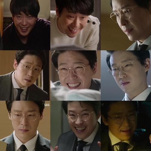 """Imagini pentru Uhm Ki Joon in """"Defendant"""""""