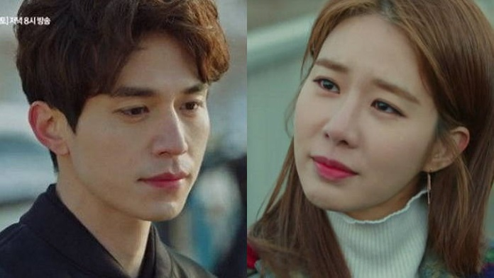 """Lee Dong Wook Regrets Not Having Sweet Romance With Yoo In Na In """"Goblin"""""""