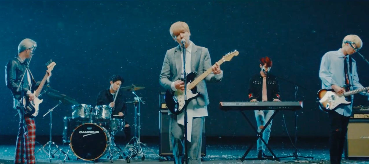 watch day6 gets nostalgic in mv for their february track