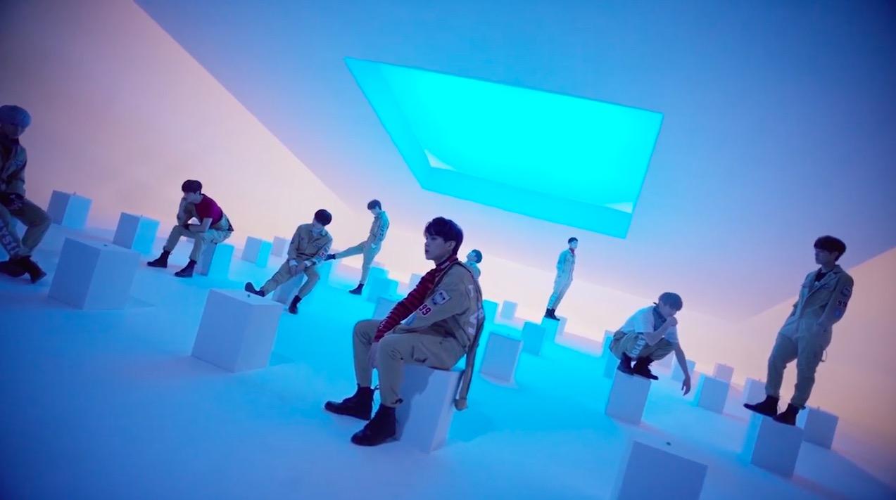 "Watch: SF9 Returns With Captivating ""Roar"" MV"