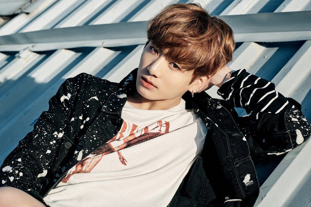 BTS's Jungkook Voted As Male Idol With The Sweetest Voice
