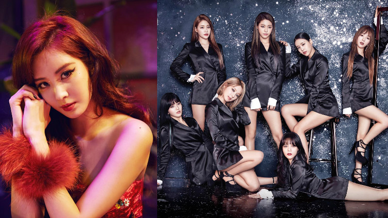 Girls' Generation's Seohyun Thanks AOA For Writing Her A Letter