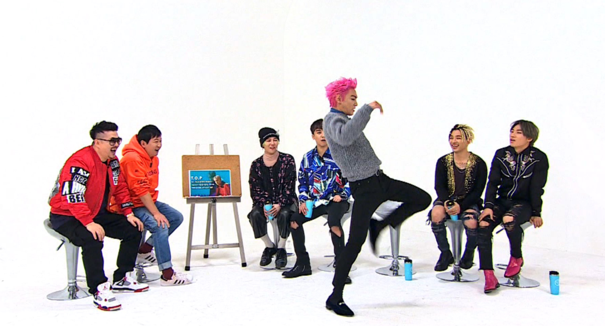 """""""Weekly Idol"""" To Air Unreleased Footage From BIGBANG Special To Commemorate T.O.P's Enlistment"""