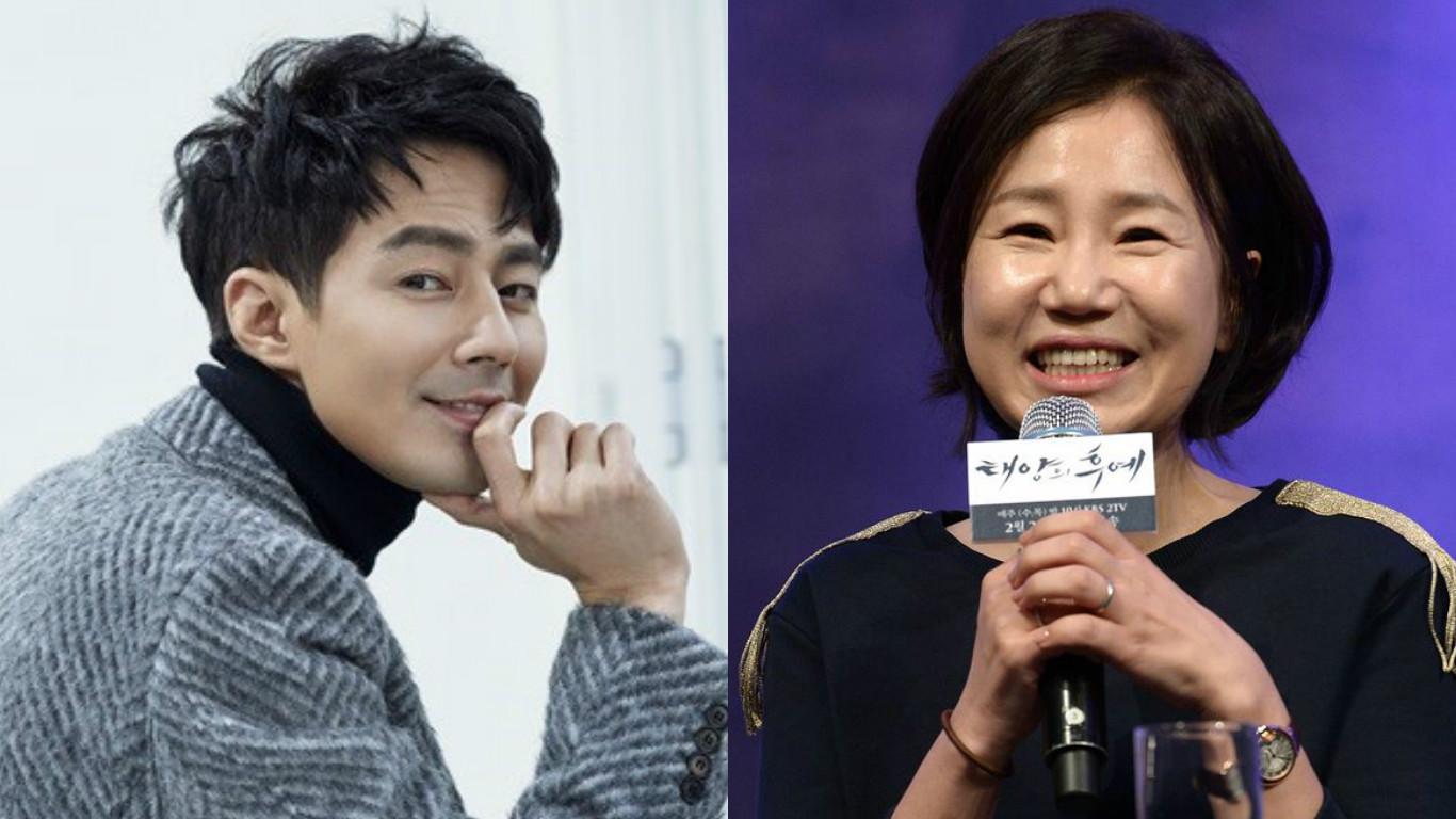 "Jo In Sung Expresses Desire To Work With ""Goblin"" Screenwriter Kim Eun Sook"