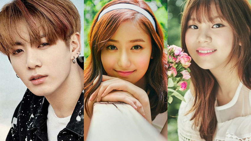 BTS's Jungkook, GFRIEND's SinB And Umji, And More Graduate From High School