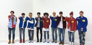 nct 127 weekly idol
