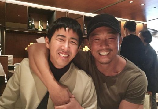 Kwanghee Signs Exclusive Contract With Choo Sung Hoon's Agency