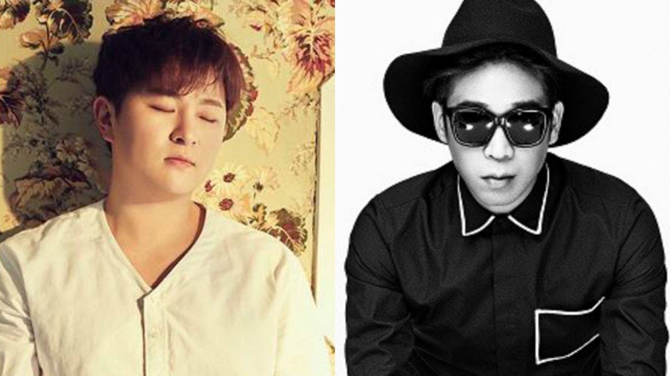 MC Mong To Team Up With Huh Gak For New Digital Single