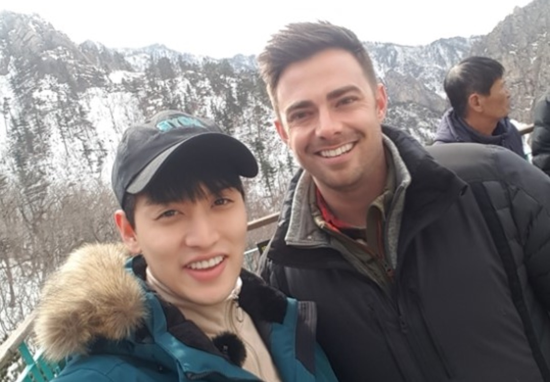 U-KISS's Eli To Host Special NBC Program With Jonathan Bennett For 2018 Pyeongchang Olympics