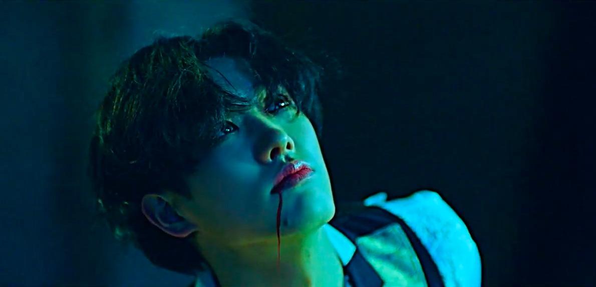 "Watch: Cross Gene Returns With Intense ""Black Or White"" MV"