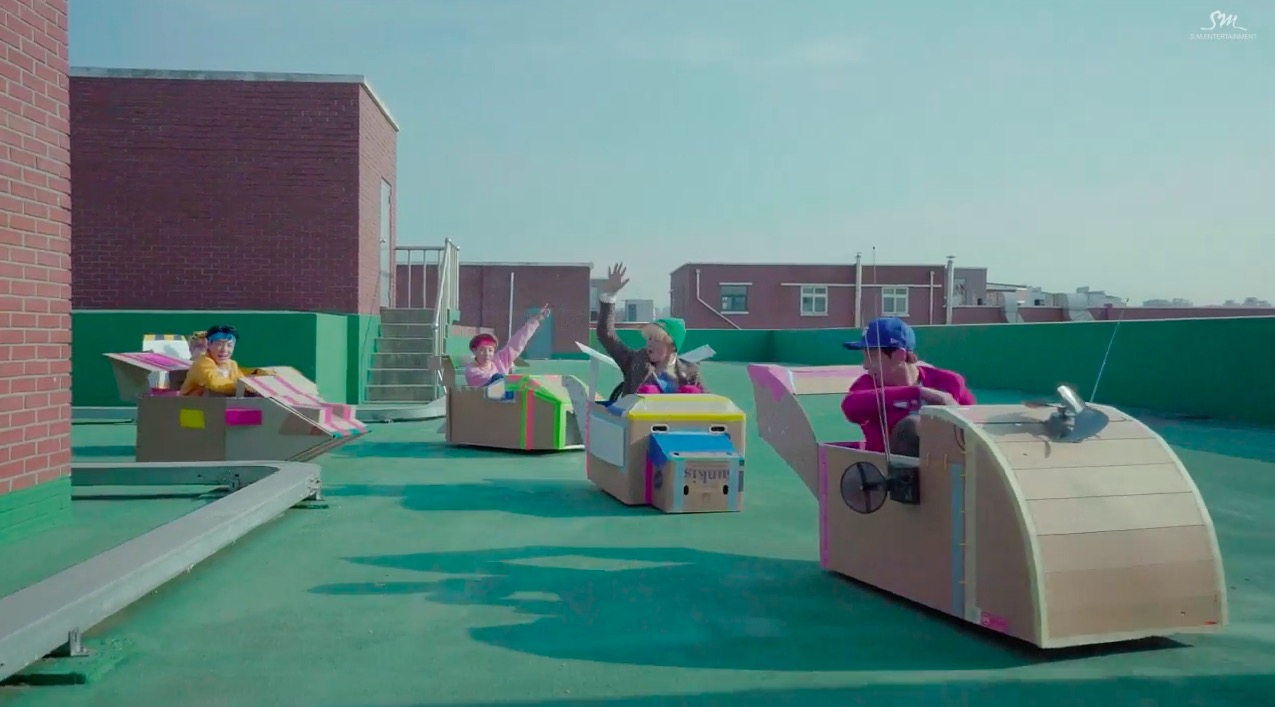"""Update: NCT Dream Reveals Adorable 2nd Teaser Video For """"My First And Last"""" MV"""