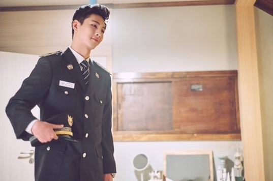 """Ji Soo Is A Fresh Police Officer In First Stills For """"Strong Woman Do Bong Soon"""""""