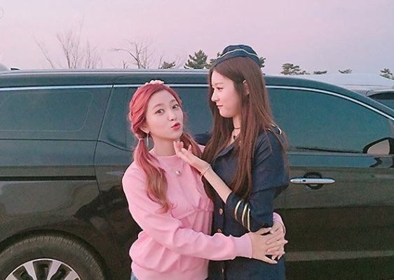 Red Velvet Members Confirm That Yeri And Actress Kim Sae Ron Are #FriendshipGoals
