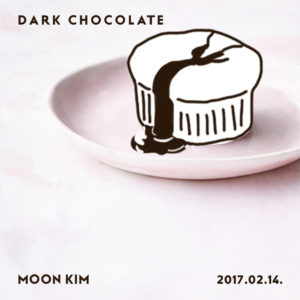 Royal Pirates Moon Kim Dark Chocolate