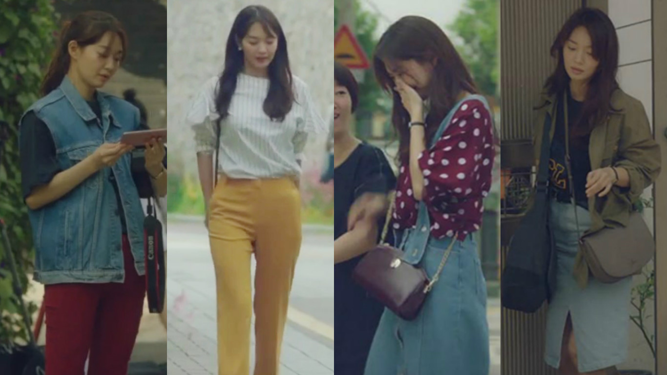 "Shin Min Ah Makes A Stylish Return As The Rom-Com Queen In ""Tomorrow With You"""