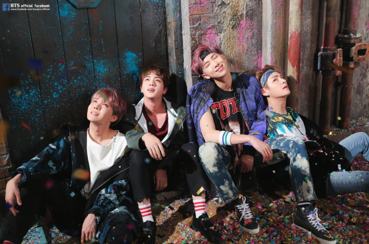 BTS Raises More Hype By Releasing Album Photo Shoot Sketch For Upcoming Comeback