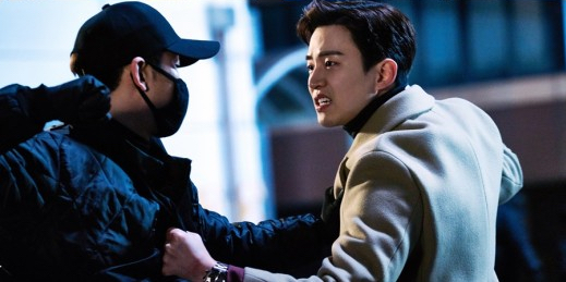 "2PM's Junho Gets Aggressive In New Stills For ""Chief Kim"""