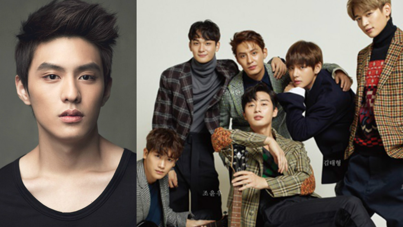 "Do Ji Han Says Group Shower Scene Was Important In Strengthening Friendship Of ""Hwarang"" Actors"