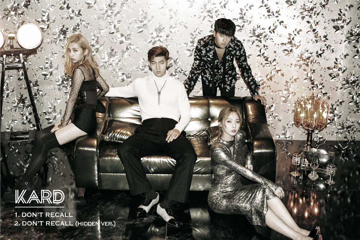 Image result for kard don't recall
