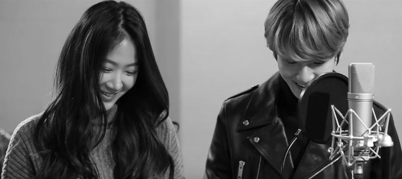 "SISTAR's Soyou And EXO's Baekhyun Sweeps Charts And Achieves All-Kill With ""Rain"""
