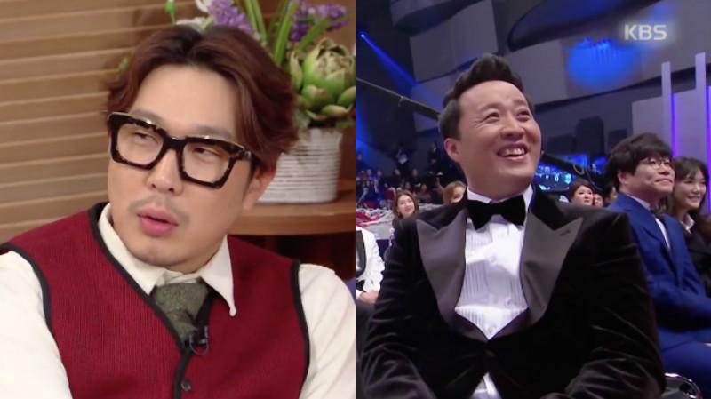 HaHa Reveals Jung Joon Ha Had High Hopes To Receive Grand Prize Award