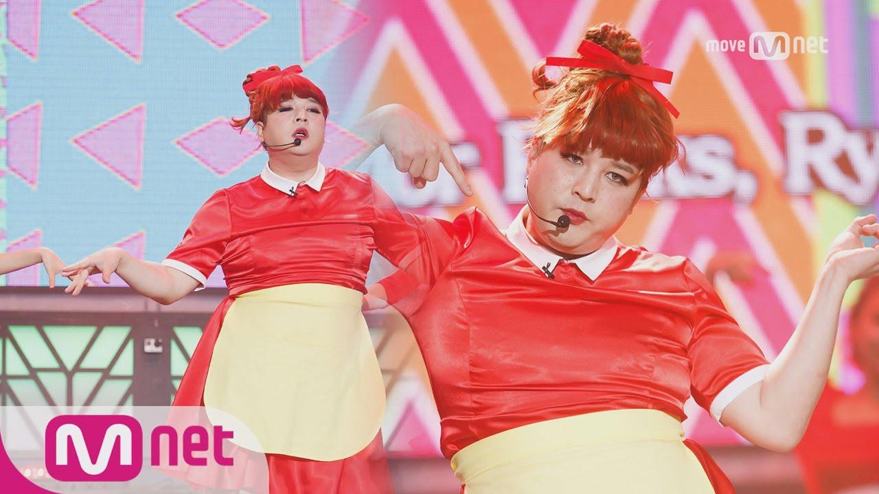 """Watch: Super Junior's Shindong Breakdances To Red Velvet's """"Dumb Dumb"""" On """"Golden Tambourine"""""""