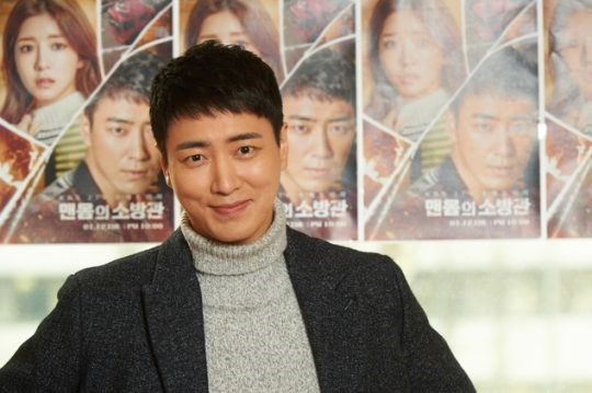"Lee Joon Hyuk Donates 100 Percent Of Earnings From ""Naked Fireman"""