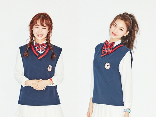Choi Yoojung And Kim Doyeon To Travel To USA Ahead Of 2017 Girl Group Debut