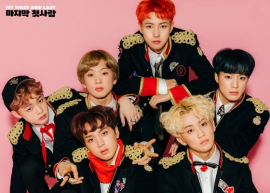 "NCT Dream Fires Up Music Charts With ""The First"""