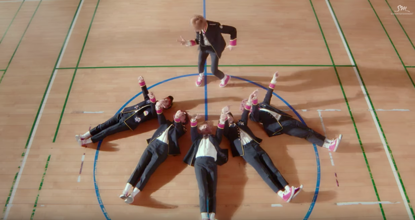 """Watch: NCT Dream Drops Energetic And Fun Performance Video For """"My First And Last"""""""