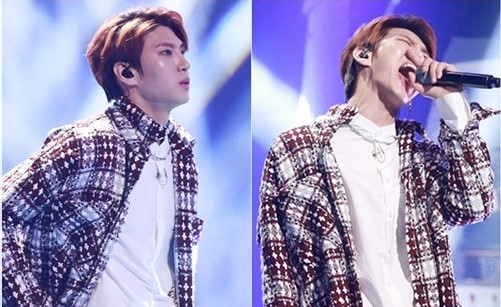 """VIXX's Leo Burns With Zest In Rousing Performance For """"Singing Battle — Victory"""""""