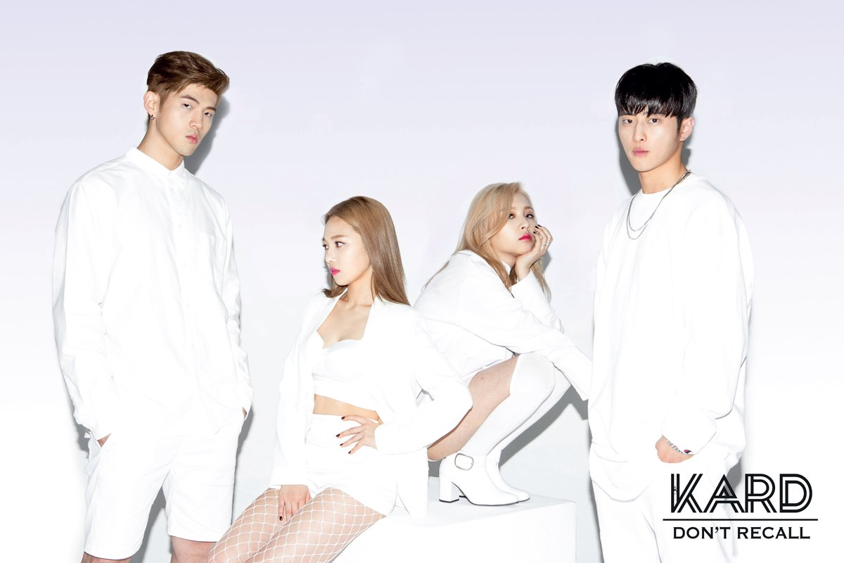 K.A.R.D Announces Release Of Mysterious New Hidden Track