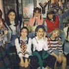 Girls' Generation's Sooyoung Celebrates Her Birthday In Retro-Style With Members
