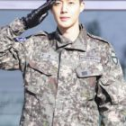 Kim Hyun Joong Gets Discharged From The Army