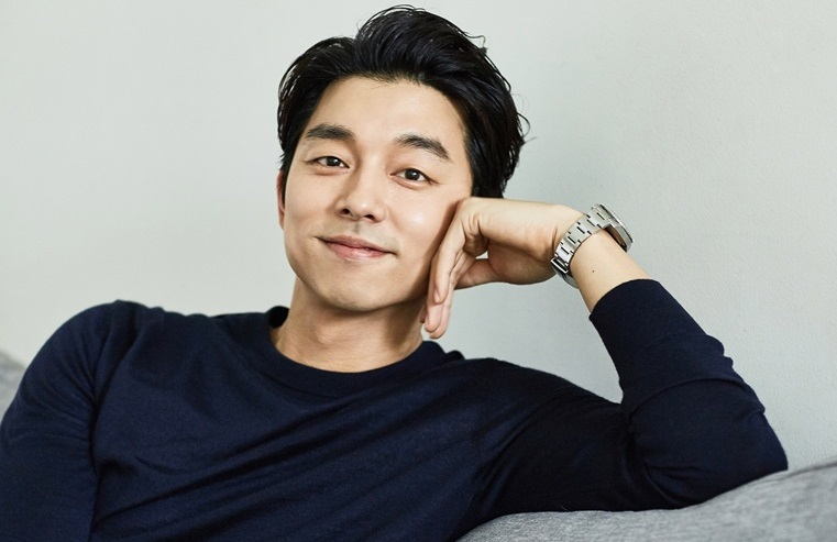 Gong Yoo Announces Plans To Hold Special Charity Bazaar With Fans