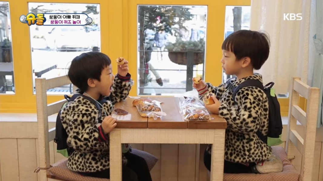 "Seo Jun And Seo Eon Showcase Their English Skills On ""The Return Of Superman"""